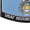 US Air Force MOS Security Police Patch | Lower Left Quadrant