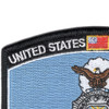 US Air Force MOS Security Police Patch | Upper Left Quadrant