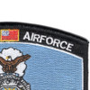 US Air Force MOS Security Police Patch | Upper Right Quadrant