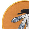708th Bombardment Squadron Patch | Upper Left Quadrant