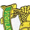 705th Military Police Mp Battalion Patch   Upper Left Quadrant