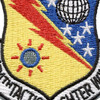 USAF 474th Tactical Fighter Wing Patch | Center Detail