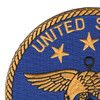 United States Sixth Fleet Patch | Upper Left Quadrant
