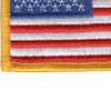 United States Flag Patch | Lower Left Quadrant