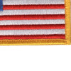 United States Flag Patch | Lower Right Quadrant