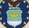 United States Air Force Crest Patch - Military Service Mark | Center Detail