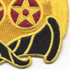 6th Transportation Battalion Patch | Lower Right Quadrant