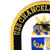 USS Chancellorsville CG-62 Patch | Upper Left Quadrant