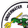 UDT 22 Underwater Demolition Team Unit Twenty Two Patch | Upper Left Quadrant