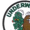 UDT-21 Underwater Demolition Team Seal Patch   Upper Left Quadrant