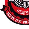 Transportation School Patch USATSCH | Lower Left Quadrant