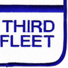 Third Fleet Patch | Lower Right Quadrant