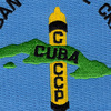 The United States Cuban Missile Crisis 1962 Patch | Center Detail