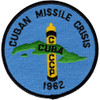 The United States Cuban Missile Crisis 1962 Patch