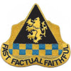 525th Military Intelligence Group Patch