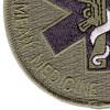 Tactical Medic Patch Mean Medicine Baghdad 2005 ACU | Lower Left Quadrant