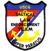 Tactical Law Enforcement Team Patch Semper Paratus
