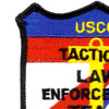 Tactical Law Enforcement Team Patch Semper Paratus   Upper Left Quadrant