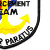 Tactical Law Enforcement Team Patch Semper Paratus   Lower Right Quadrant