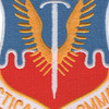 Tactical Air Command Large Patch | Center Detail