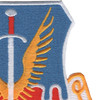 Tactical Air Command Large Patch | Upper Right Quadrant