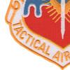 Tactical Air Command Large Patch | Lower Left Quadrant