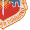 Tactical Air Command Large Patch | Lower Right Quadrant
