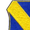 51st Infantry Regiment Patch | Upper Left Quadrant