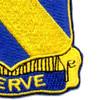 51st Infantry Regiment Patch | Lower Right Quadrant