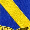 51st Infantry Regiment Patch | Center Detail