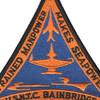 USNTC Bainbridge Port Deposit Maryland Patch | Center Detail