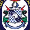 USNS Howard O. Lorenzen  T-AGM 25 Missile Range Instrumentation Ship Patch | Center Detail