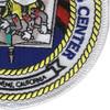 U.S. NCTC Port Hueneme Patch | Lower Right Quadrant