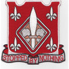 51st Engineer Battalion Patch