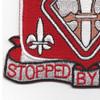 51st Engineer Battalion Patch | Lower Left Quadrant