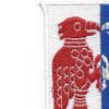 519th Airborne Infantry Regiment Patch   Upper Left Quadrant