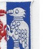 519th Airborne Infantry Regiment Patch | Upper Right Quadrant