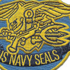 US Navy SEALS With Badge Patch | Center Detail
