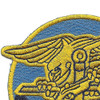 US Navy SEALS With Badge Patch | Upper Left Quadrant