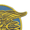 US Navy SEALS With Badge Patch | Upper Right Quadrant