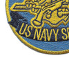 US Navy SEALS With Badge Patch | Lower Left Quadrant