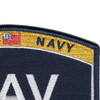US Navy Ratings DAV Patch | Upper Right Quadrant