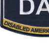 US Navy Ratings DAV Patch | Lower Left Quadrant