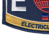 US Navy Electrician's Mate Rating Patch
