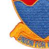 516th Infantry Regiment Patch | Lower Left Quadrant