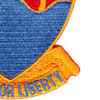 516th Infantry Regiment Patch | Lower Right Quadrant
