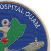 U.S. Naval Hospital Guam Patch   Upper Right Quadrant