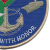 U.S. Naval Hospital Guam Patch   Lower Right Quadrant