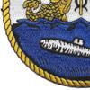 U.S. Naval Hospital Groton Patch | Lower Left Quadrant