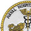 U.S. Naval Hospital Groton Patch | Upper Left Quadrant